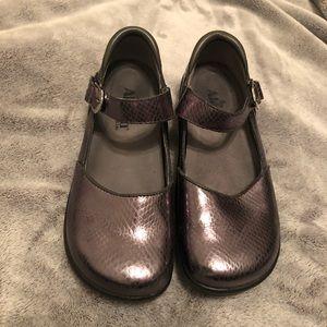 Algeria Mary Jane style shoes